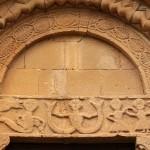 le sirene e i serpenti dell'architrave di Corsignano