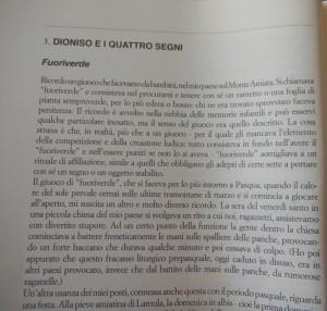 testo dioniso