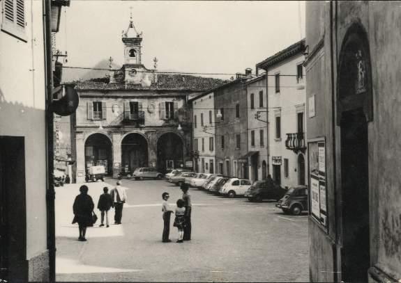 Sant'Agata Feltria - Piazza Garibaldi2