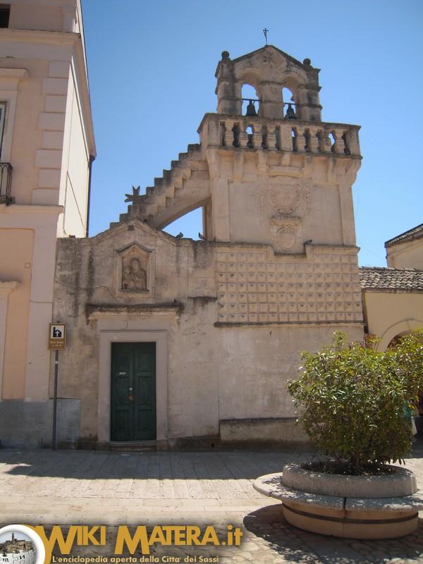 la chiesetta di Materdomini